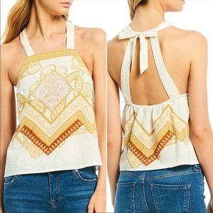 Free People Cool Cabana Top